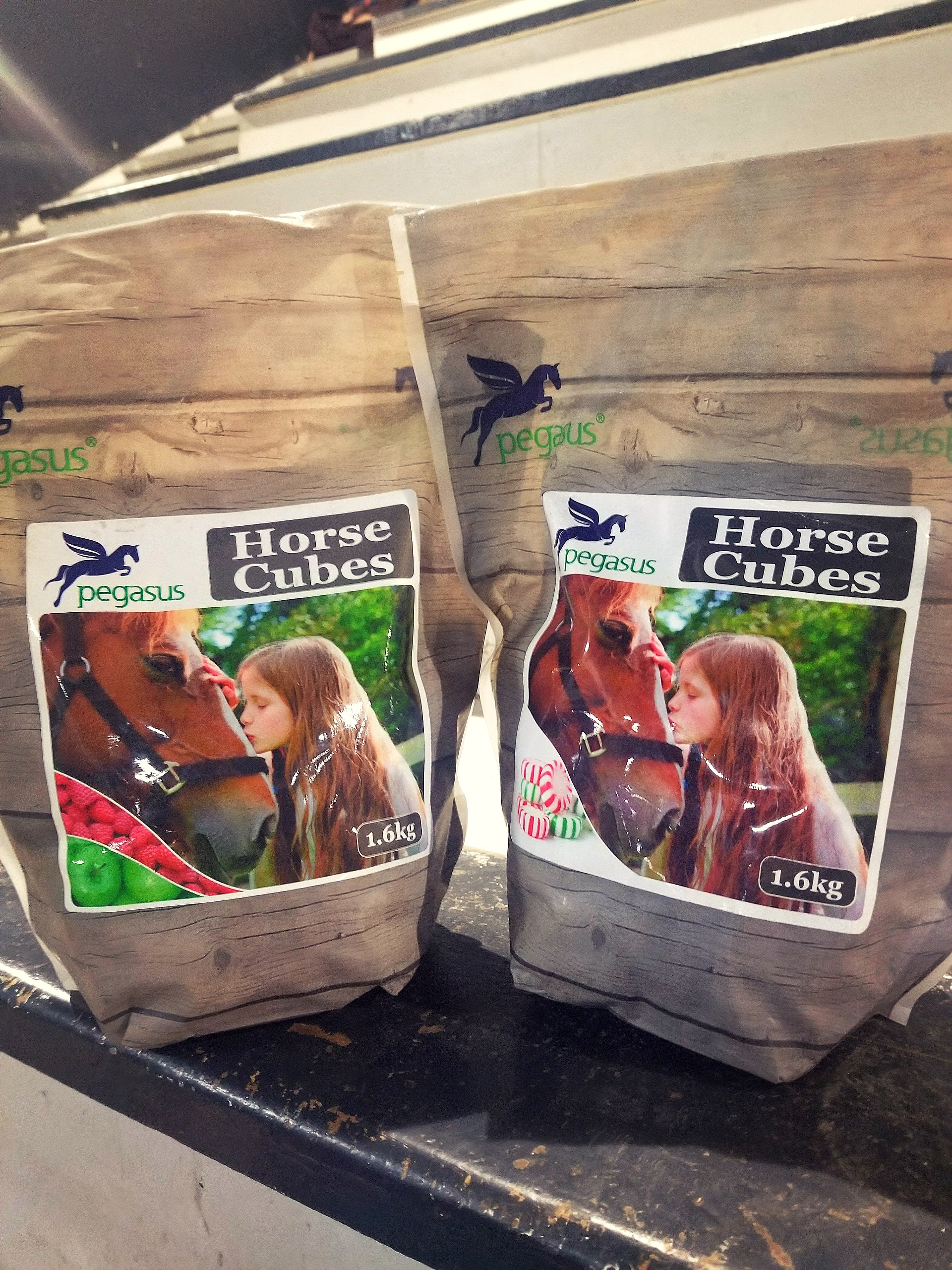 My Horse Treat Collection - Equestrian